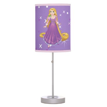 Disney Themed Rapunzel And Pascal Table Lamp