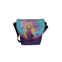 Rapunzel - Artistic Princess Courier Bag