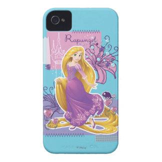 Rapunzel - Artistic Princess iPhone 4 Case