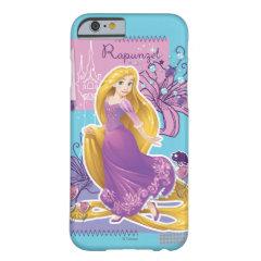 Rapunzel - Artistic Princess iPhone 6 Case