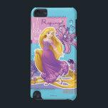 """Rapunzel - Artistic Princess iPod Touch (5th Generation) Case<br><div class=""""desc"""">Princess</div>"""