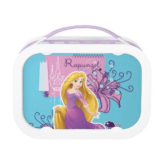 Rapunzel - Artistic Princess Lunchbox