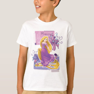 Rapunzel - Artistic Princess T-Shirt