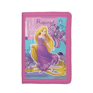 Rapunzel - Artistic Princess Trifold Wallets
