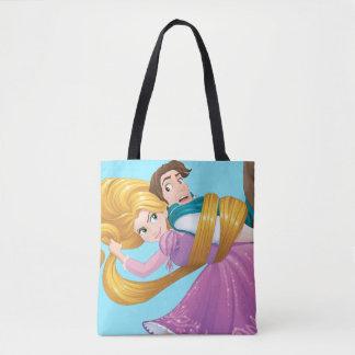 Rapunzel | Bad Hair Day Tote Bag