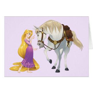 Rapunzel | Besties 4Ever Card
