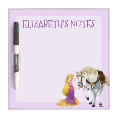Rapunzel   Besties 4ever Dry Erase Board at Zazzle