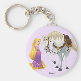 Rapunzel | Besties 4Ever Keychain