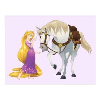 Rapunzel | Besties 4Ever Postcard