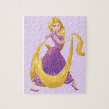 Rapunzel | Big Hair Day Jigsaw Puzzle