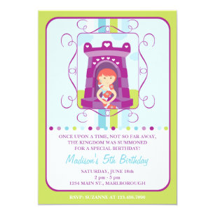 Rapunzel birthday invitations announcements zazzle rapunzel birthday invitation filmwisefo
