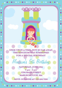 Rapunzel birthday invitations zazzle rapunzel birthday invitation filmwisefo