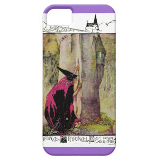 Rapunzel by Anne Anderson iPhone SE/5/5s Case