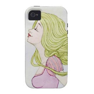 Rapunzel Case-Mate iPhone 4 Cover