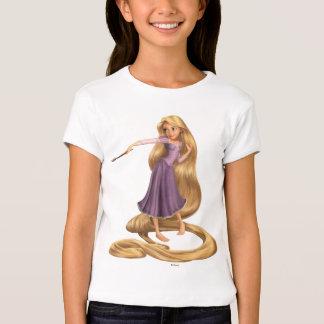 Rapunzel con la brocha 2 playera