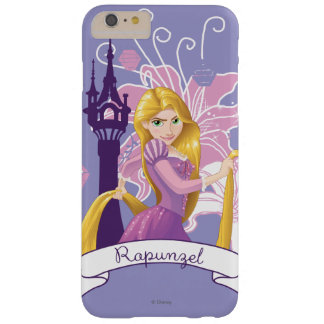 Rapunzel - Determined Barely There iPhone 6 Plus Case