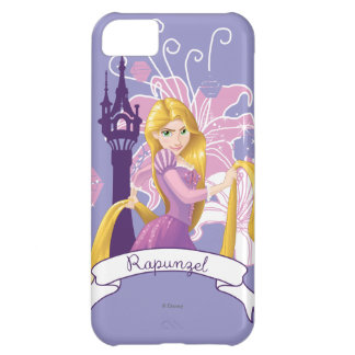 Rapunzel - Determined Cover For iPhone 5C