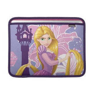 Rapunzel - Determined MacBook Sleeves
