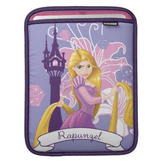 Rapunzel - Determined iPad Sleeve