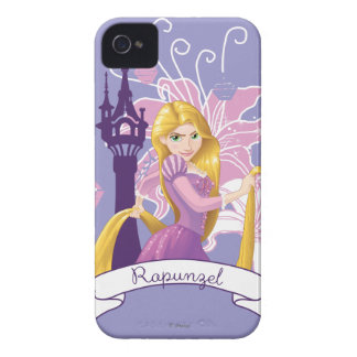 Rapunzel - Determined iPhone 4 Covers