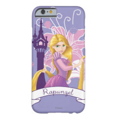Rapunzel - Determined iPhone 6 Case