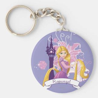 Rapunzel - Determined Keychain