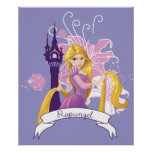 Rapunzel - Determined Posters