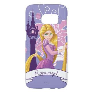 Rapunzel - Determined Samsung Galaxy S7 Case