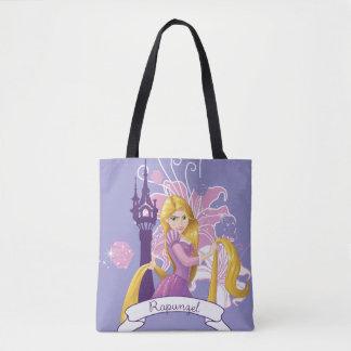 Rapunzel - Determined Tote Bag