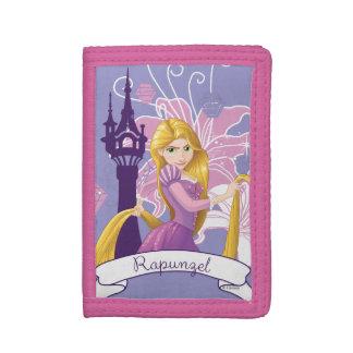 Rapunzel - Determined Tri-fold Wallets