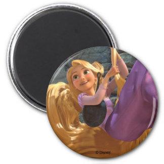 Rapunzel   Dream Big 2 Inch Round Magnet