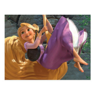 Rapunzel | Dream Big Postcard