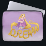 "Rapunzel | Dream Computer Sleeve<br><div class=""desc"">Disney Princesses are empowered heroines who dream,  create and celebrate magical adventures! They help inspire young girls to see how brave,  strong and fearless they are. These princesses focus on their friendships and embracing adventure.</div>"