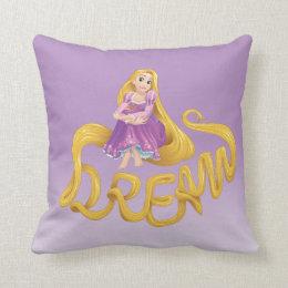 Rapunzel | Dream Throw Pillow