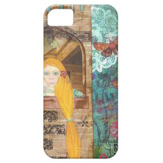 Rapunzel, Dreaming iPhone 5 Case