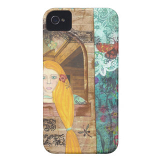 Rapunzel, Dreaming iPhone 4 Case