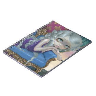 """""""Rapunzel en"""" el cuaderno crepuscular"""