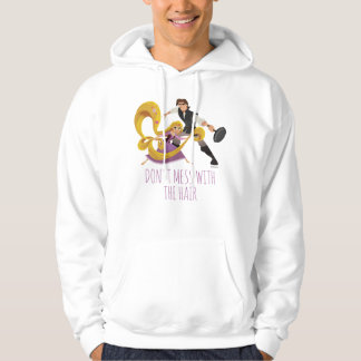 Rapunzel & Eugene | Don't Mess With the Hair Hoodie