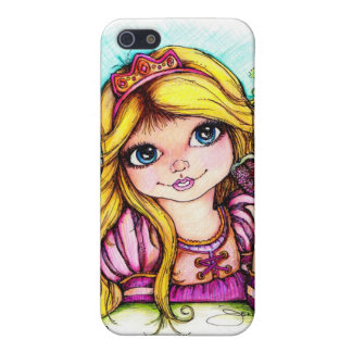 Rapunzel Fairy Tale Dream iPhone SE/5/5s Case