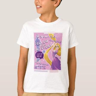 Rapunzel - Follow Your Passion T-Shirt