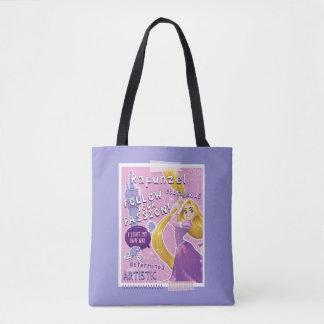 Rapunzel - Follow Your Passion Tote Bag