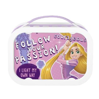 Rapunzel - Follow Your Passion Yubo Lunchbox