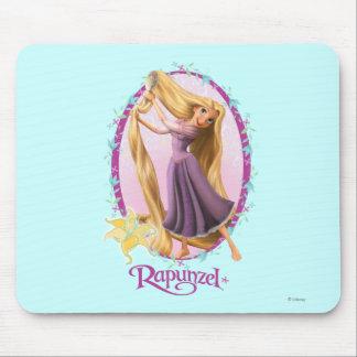 Rapunzel Frame Mouse Pad