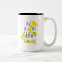 Rapunzel | I Have Hair That Glows When I Sing Two-Tone Coffee Mug