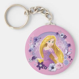 Rapunzel - I Light my Own Way Keychain
