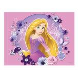 Rapunzel - I Light my Own Way Postcard