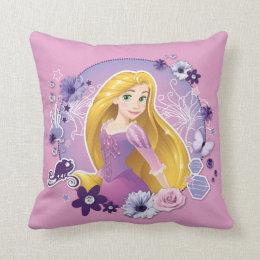 Rapunzel - I Light my Own Way Throw Pillow