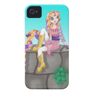 Rapunzel Items iPhone 4 Cases