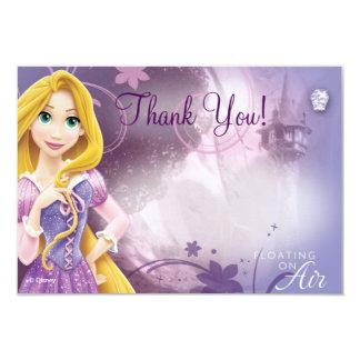 """Rapunzel le agradece las tarjetas invitación 3.5"""" x 5"""""""