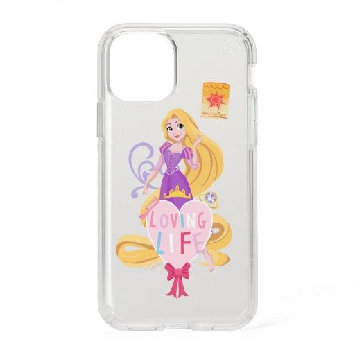 Rapunzel | Loving Life Speck iPhone 11 Pro Case